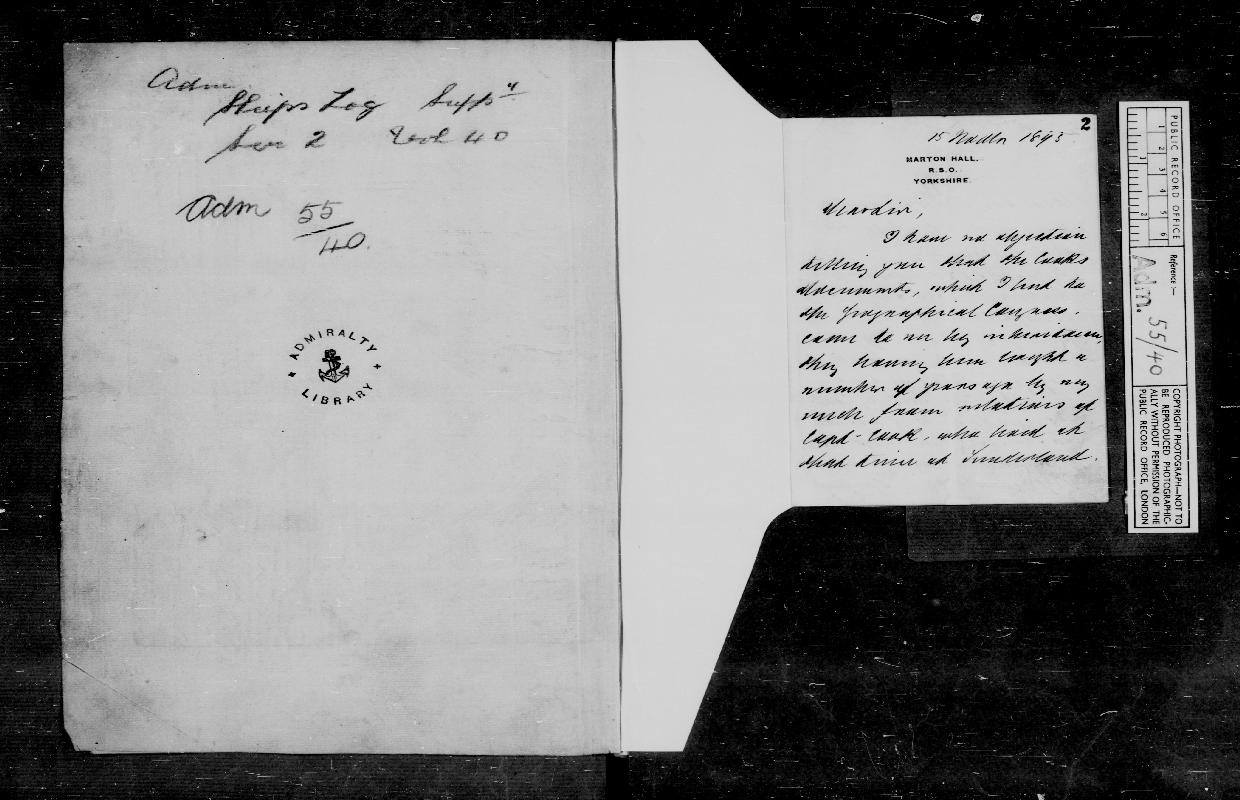 Image of page from logbook http://data.ceda.ac.uk/badc/corral/images/adm55_medium/log040/med_adm55_log040_page004.jpg
