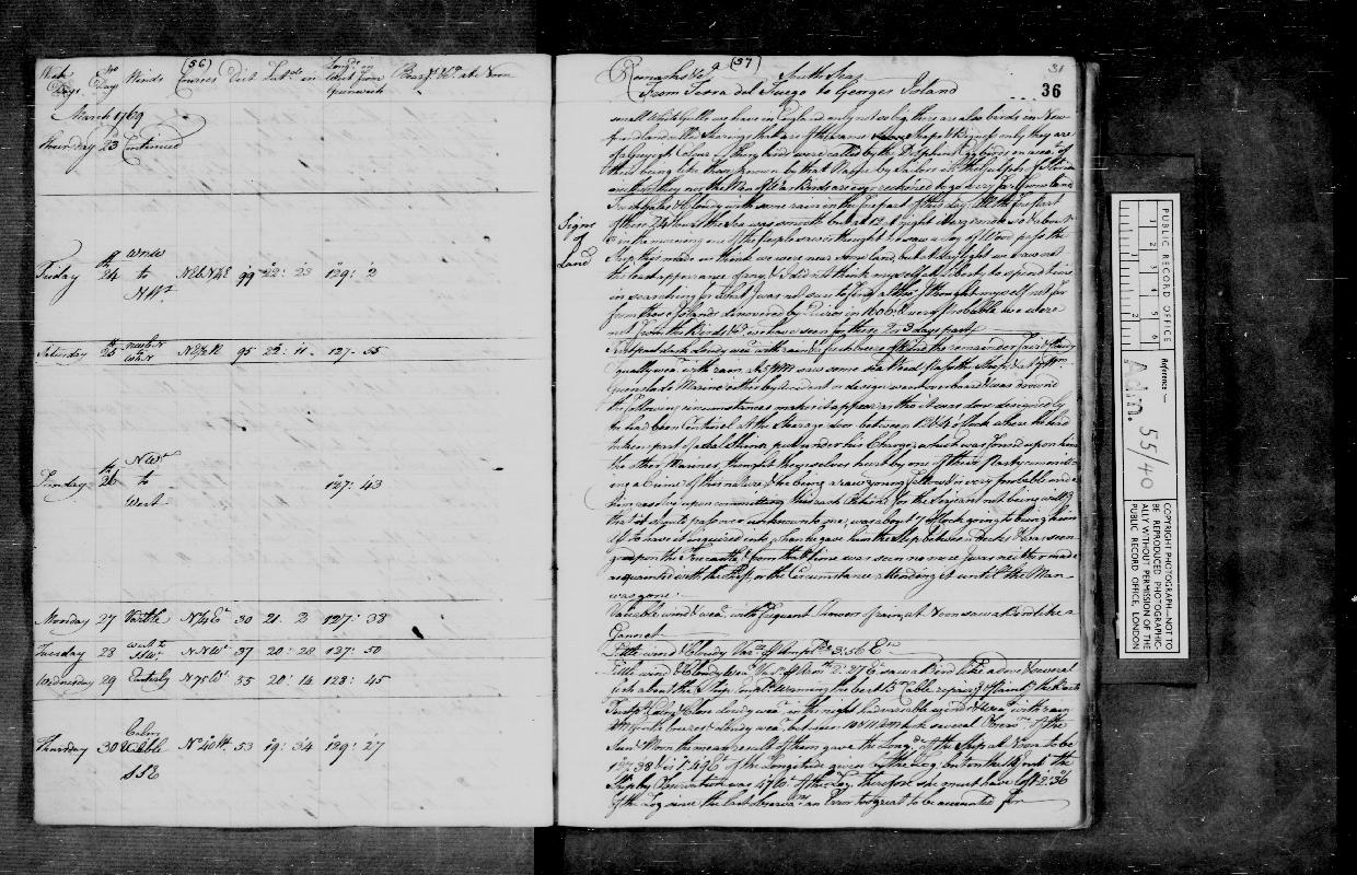 Image of page from logbook http://data.ceda.ac.uk/badc/corral/images/adm55_medium/log040/med_adm55_log040_page041.jpg