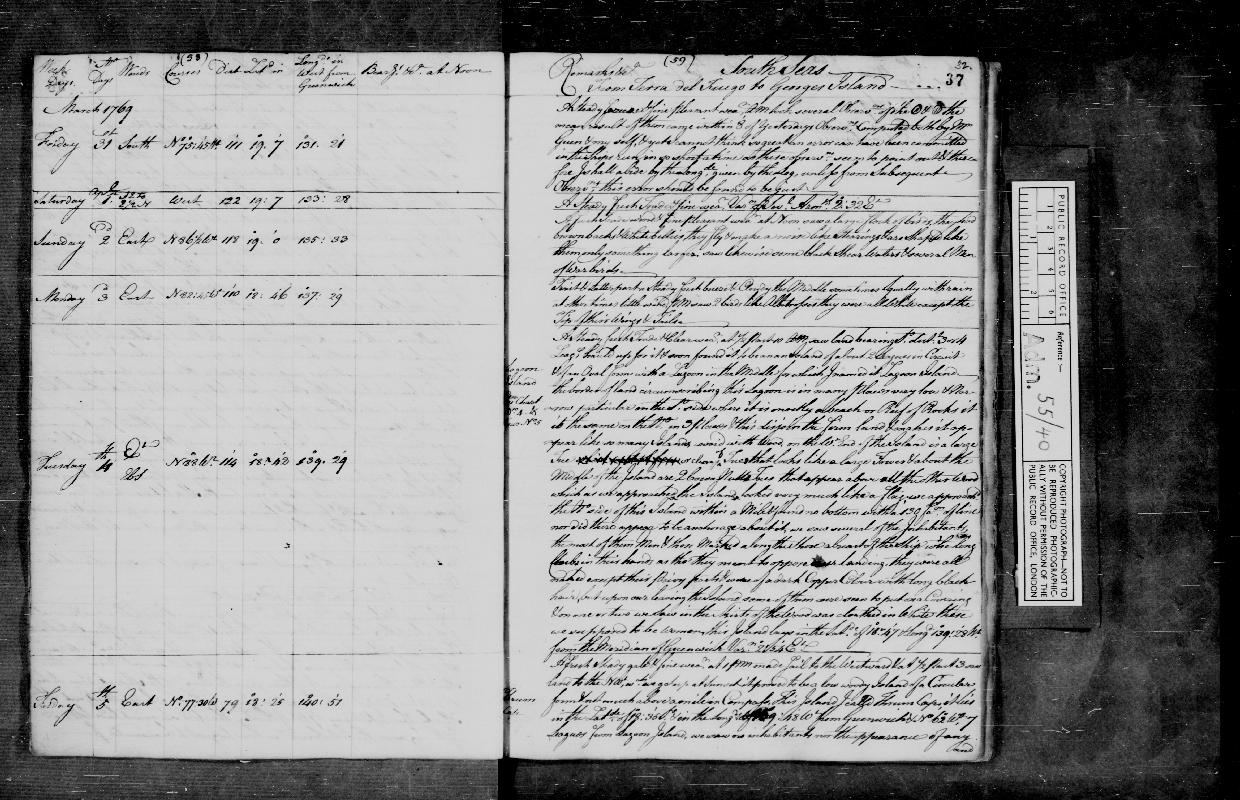 Image of page from logbook http://data.ceda.ac.uk/badc/corral/images/adm55_medium/log040/med_adm55_log040_page042.jpg