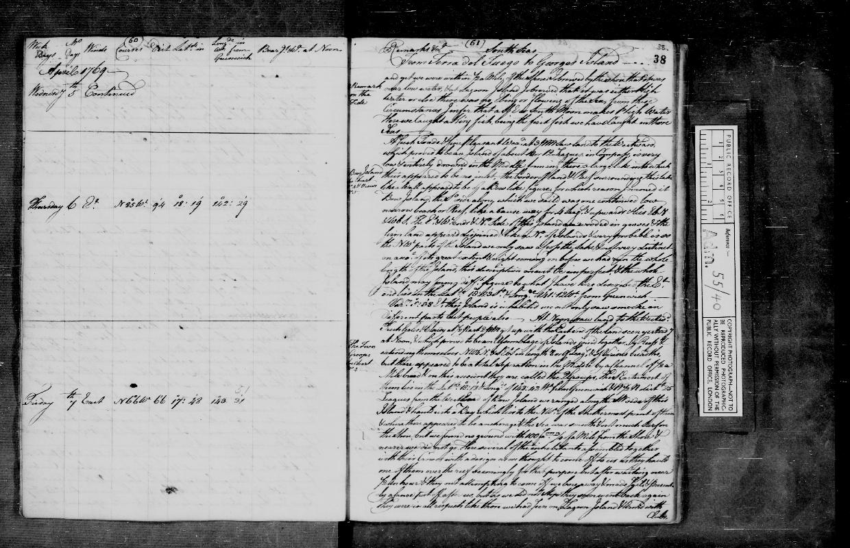 Image of page from logbook http://data.ceda.ac.uk/badc/corral/images/adm55_medium/log040/med_adm55_log040_page043.jpg