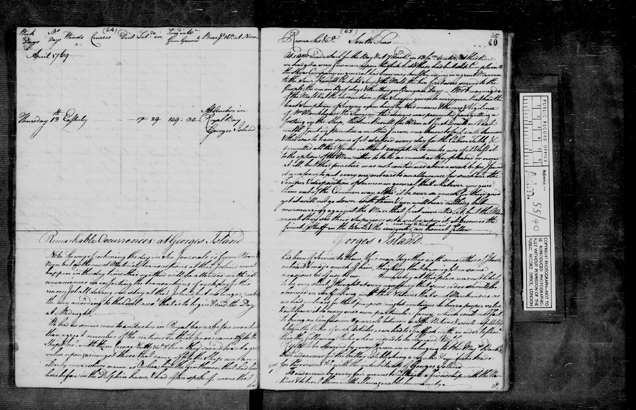 Image of page from logbook http://data.ceda.ac.uk/badc/corral/images/adm55_medium/log040/med_adm55_log040_page045.jpg