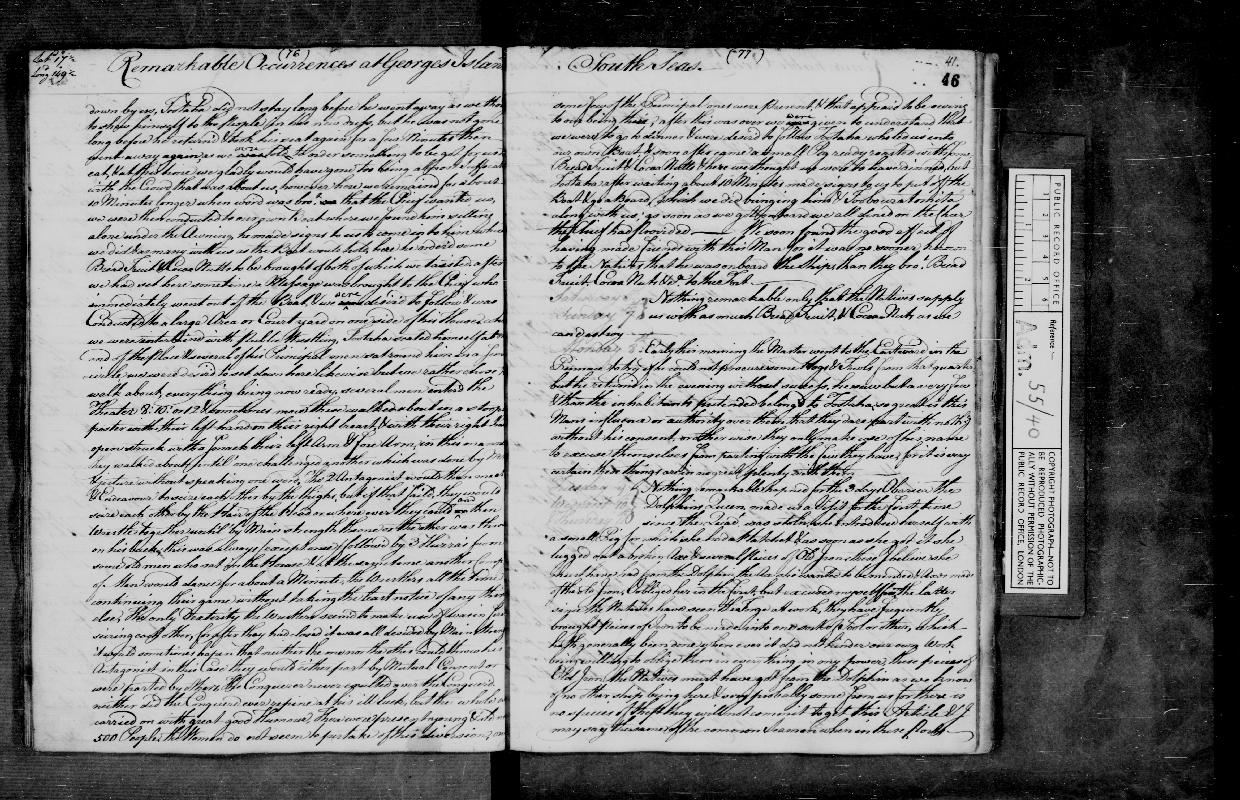 Image of page from logbook http://data.ceda.ac.uk/badc/corral/images/adm55_medium/log040/med_adm55_log040_page051.jpg
