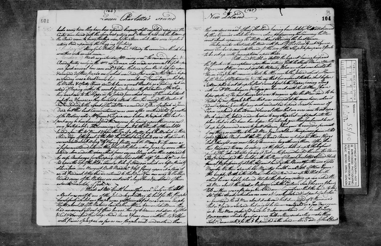 Image of page from logbook http://data.ceda.ac.uk/badc/corral/images/adm55_medium/log040/med_adm55_log040_page109.jpg