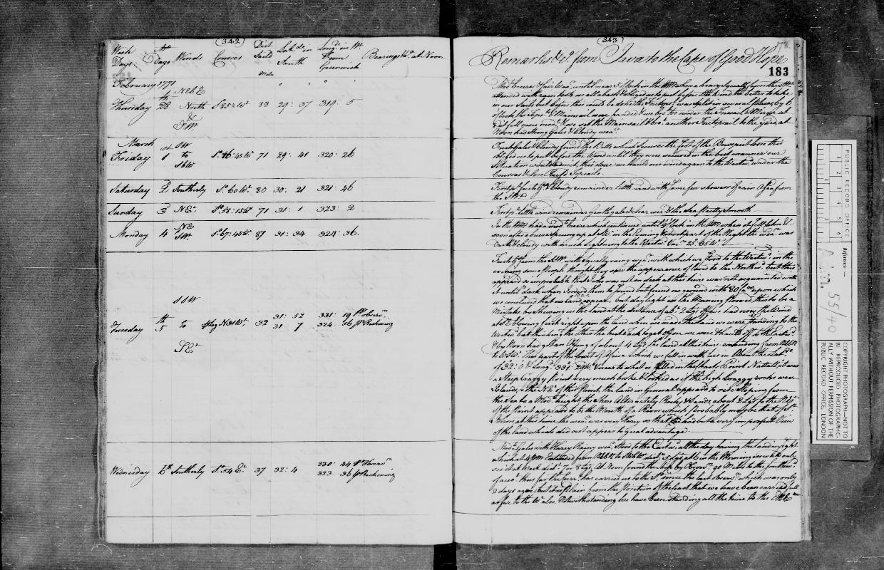 Image of page from logbook http://data.ceda.ac.uk/badc/corral/images/adm55_medium/log040/med_adm55_log040_page188.jpg