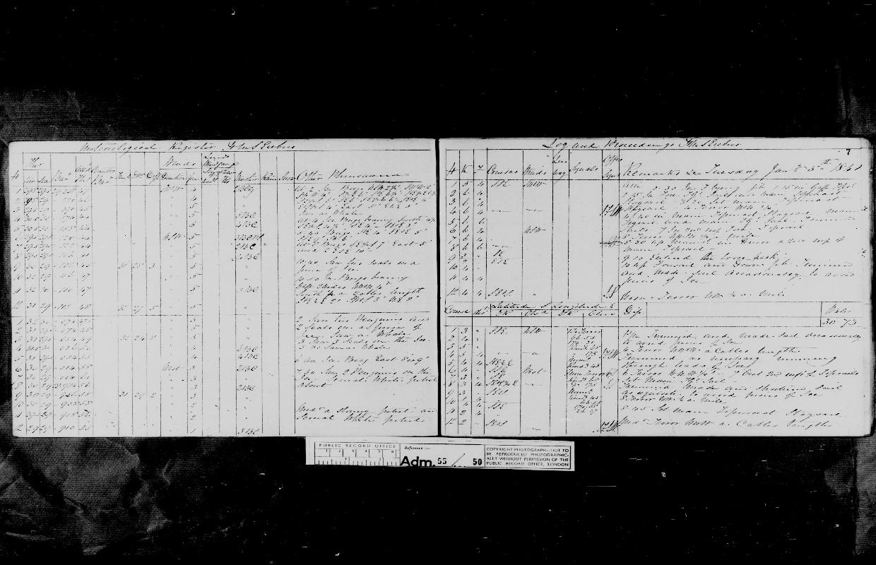 Image of page from logbook http://data.ceda.ac.uk/badc/corral/images/adm55_medium/log050/med_adm55_log050_page011.jpg