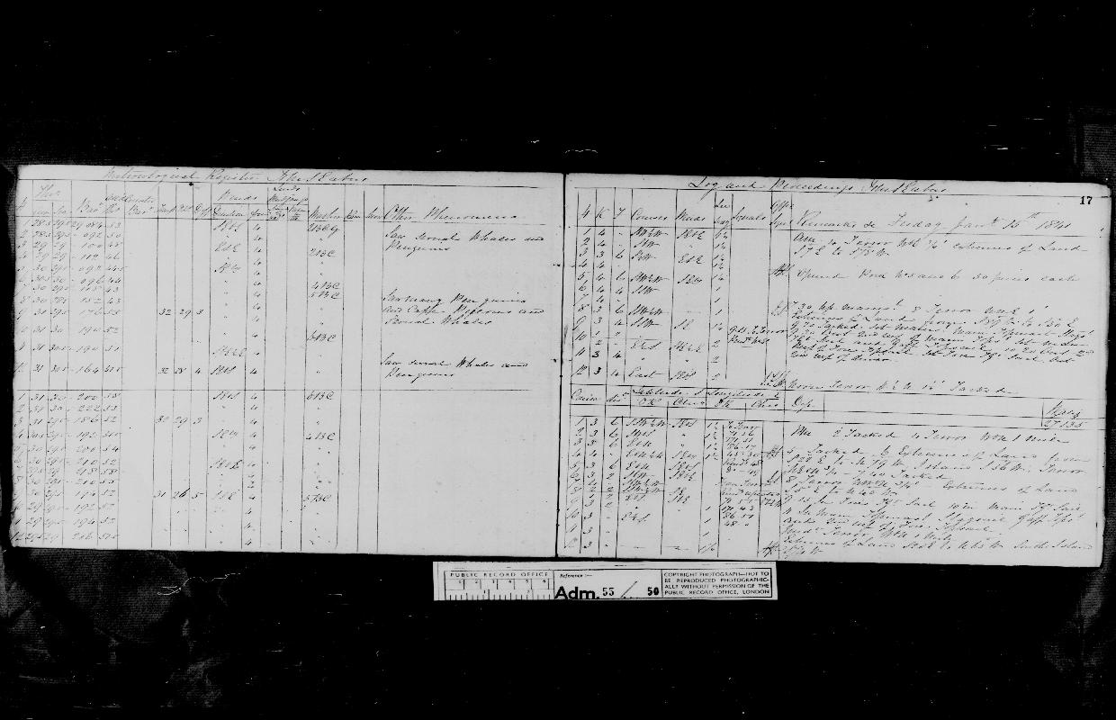 Image of page from logbook http://data.ceda.ac.uk/badc/corral/images/adm55_medium/log050/med_adm55_log050_page021.jpg