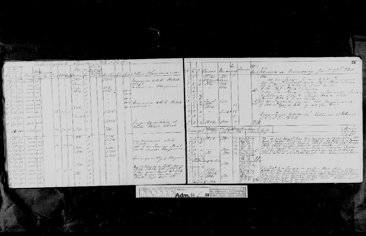 Image of page from logbook http://data.ceda.ac.uk/badc/corral/images/adm55_medium/log050/med_adm55_log050_page034.jpg