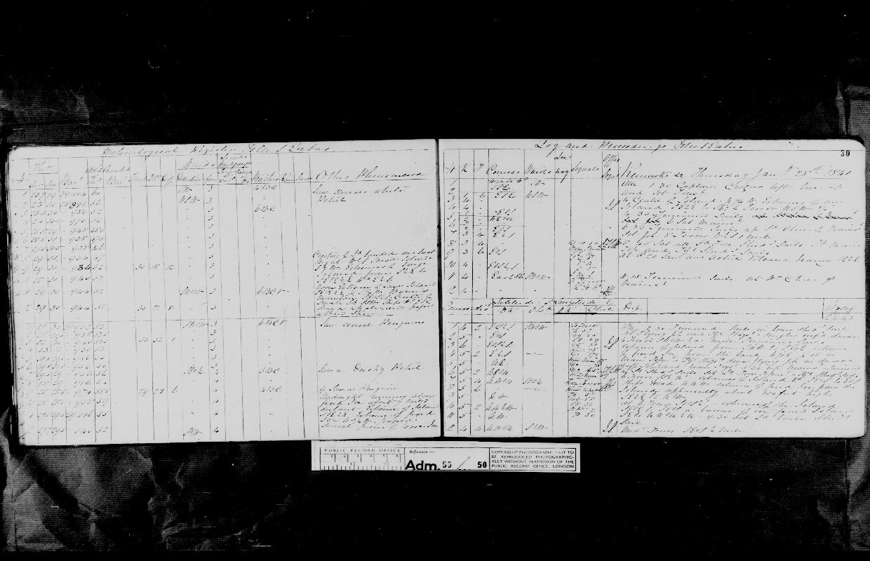 Image of page from logbook http://data.ceda.ac.uk/badc/corral/images/adm55_medium/log050/med_adm55_log050_page035.jpg