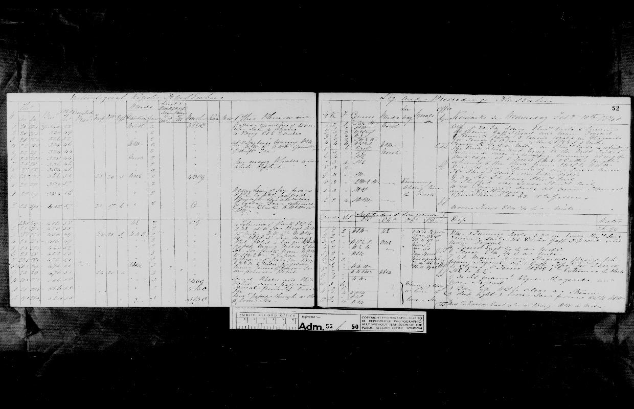 Image of page from logbook http://data.ceda.ac.uk/badc/corral/images/adm55_medium/log050/med_adm55_log050_page053.jpg