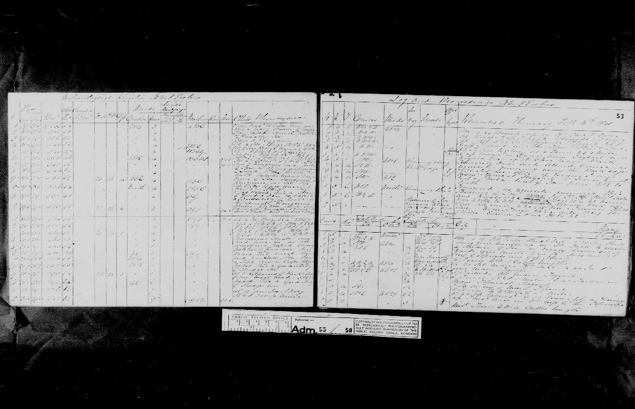 Image of page from logbook http://data.ceda.ac.uk/badc/corral/images/adm55_medium/log050/med_adm55_log050_page054.jpg