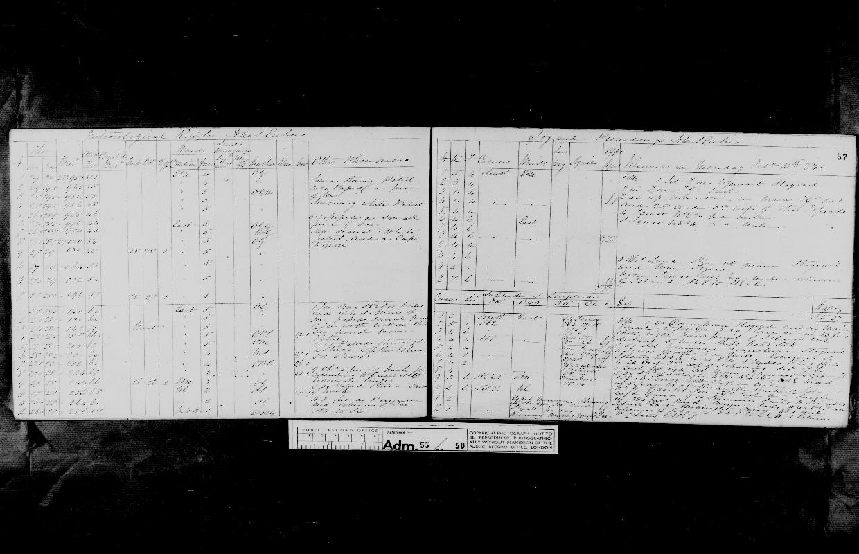 Image of page from logbook http://data.ceda.ac.uk/badc/corral/images/adm55_medium/log050/med_adm55_log050_page058.jpg