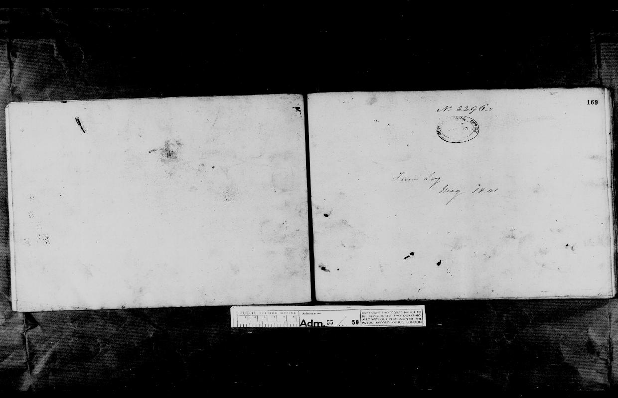 Image of page from logbook http://data.ceda.ac.uk/badc/corral/images/adm55_medium/log050/med_adm55_log050_page151.jpg