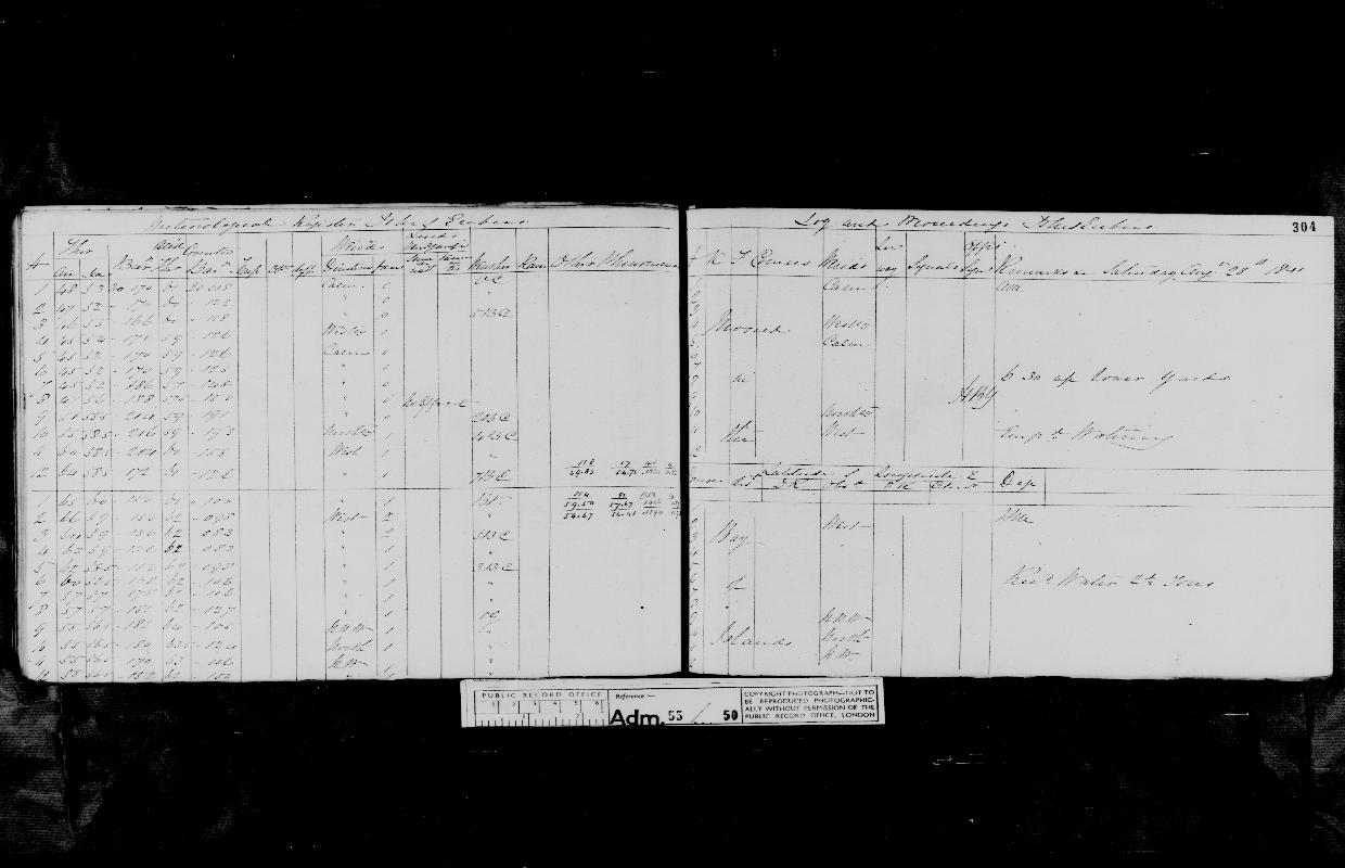 Image of page from logbook http://data.ceda.ac.uk/badc/corral/images/adm55_medium/log050/med_adm55_log050_page290.jpg
