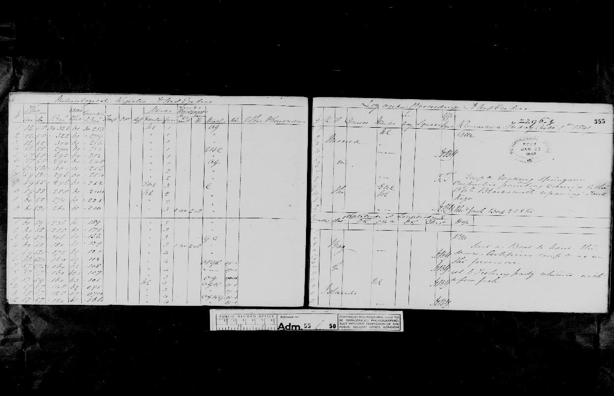 Image of page from logbook http://data.ceda.ac.uk/badc/corral/images/adm55_medium/log050/med_adm55_log050_page333.jpg