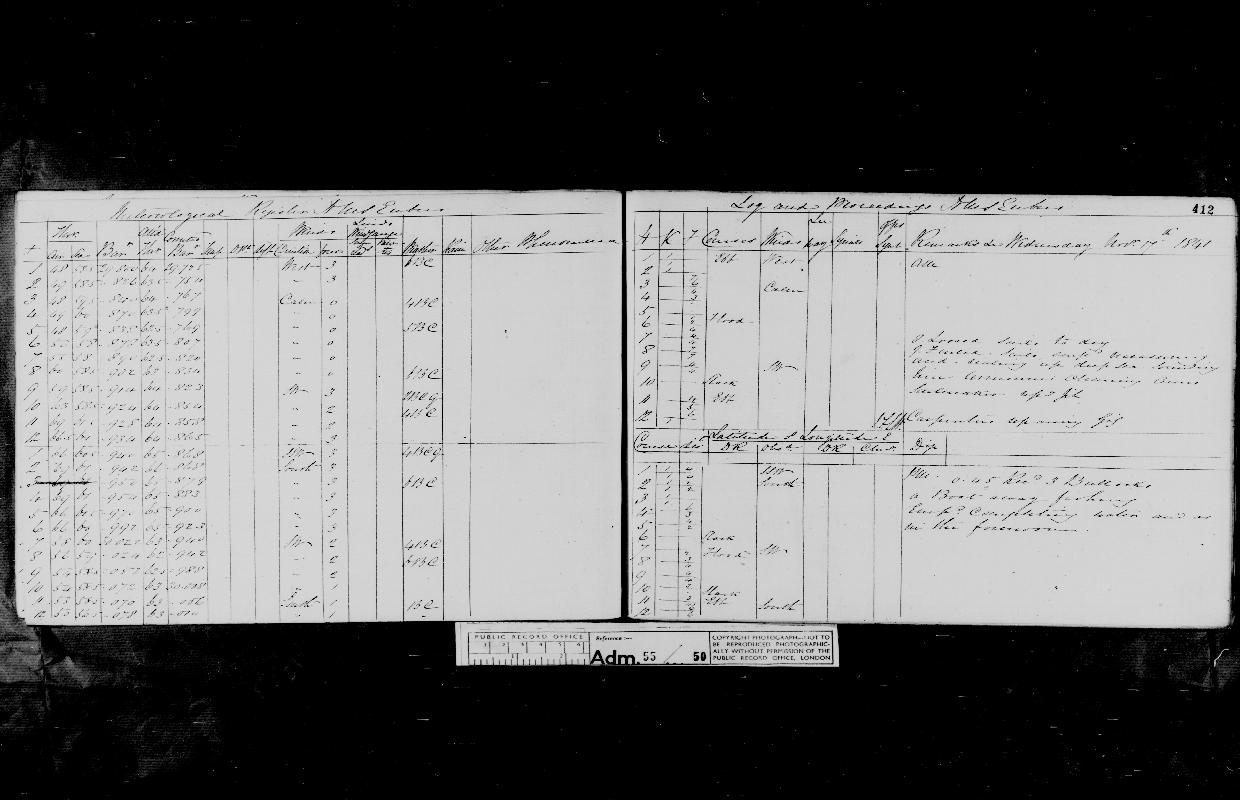 Image of page from logbook http://data.ceda.ac.uk/badc/corral/images/adm55_medium/log050/med_adm55_log050_page388.jpg