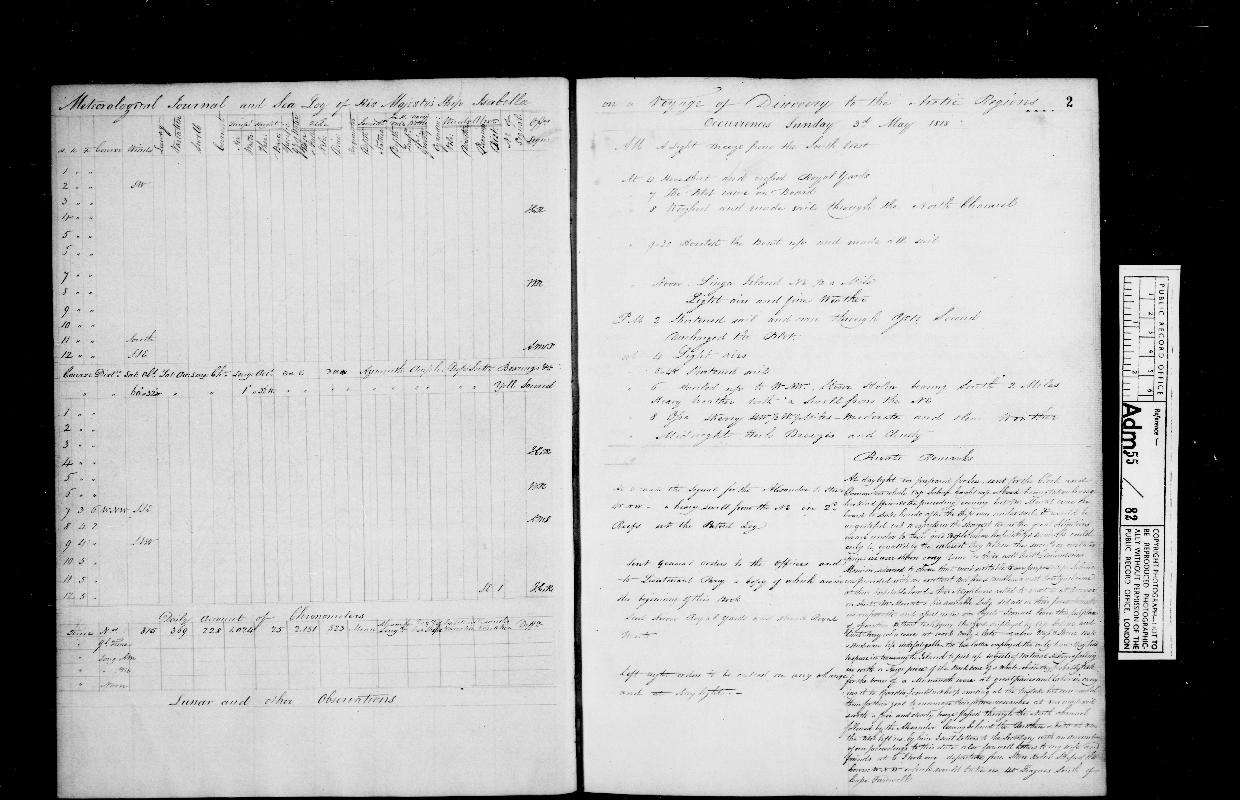 Image of page from logbook http://data.ceda.ac.uk/badc/corral/images/adm55_medium/log082/med_adm55_log082_page004.jpg