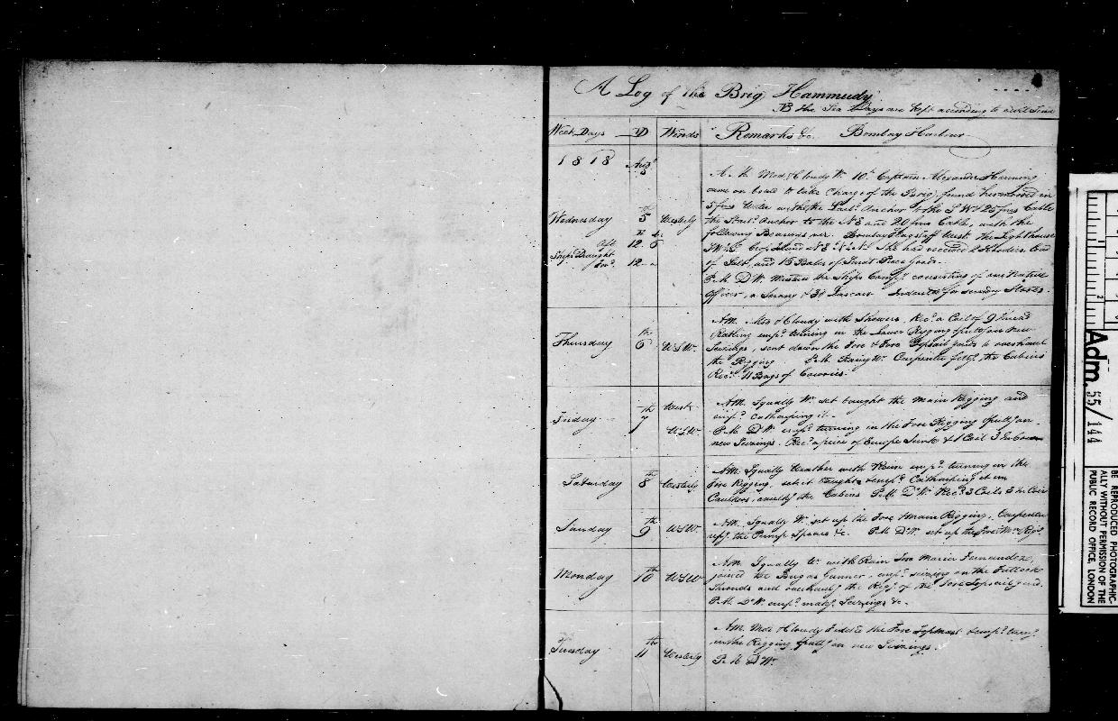 Image of page from logbook http://data.ceda.ac.uk/badc/corral/images/adm55_medium/log144/med_adm55_log144_page008.jpg