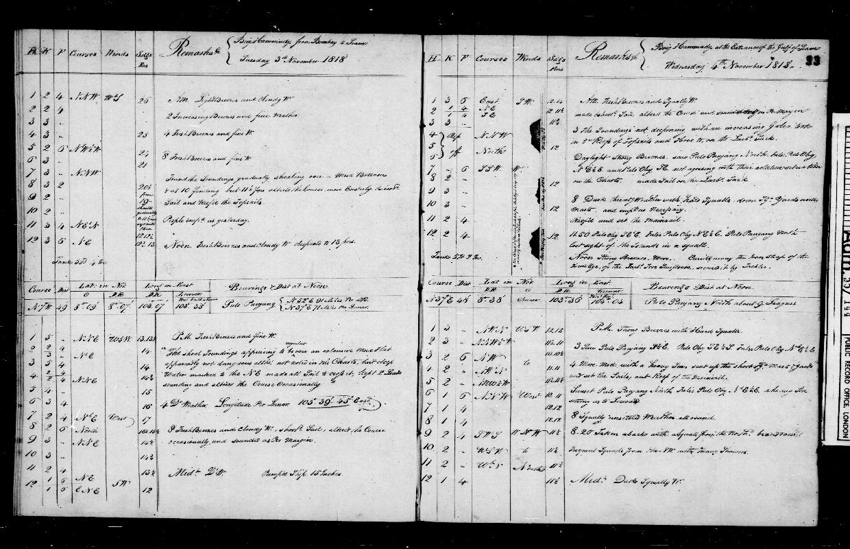 Image of page from logbook http://data.ceda.ac.uk/badc/corral/images/adm55_medium/log144/med_adm55_log144_page035.jpg