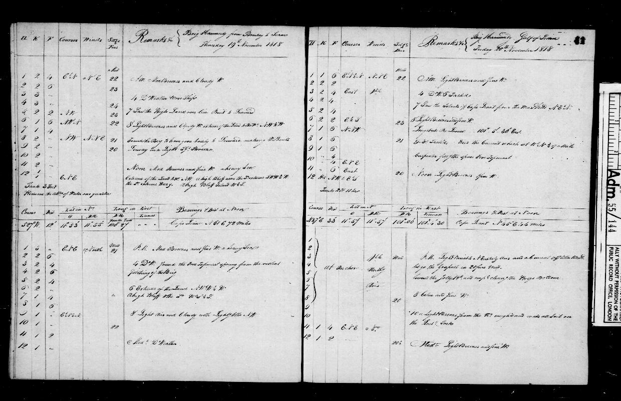 Image of page from logbook http://data.ceda.ac.uk/badc/corral/images/adm55_medium/log144/med_adm55_log144_page043.jpg