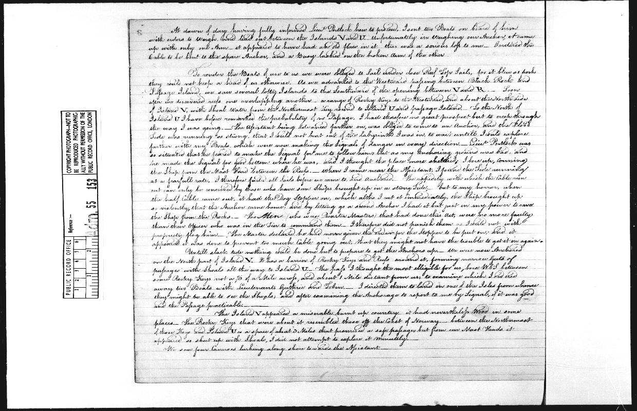 Image of page from logbook http://data.ceda.ac.uk/badc/corral/images/adm55_medium/log153/med_adm55_log153_page008.jpg
