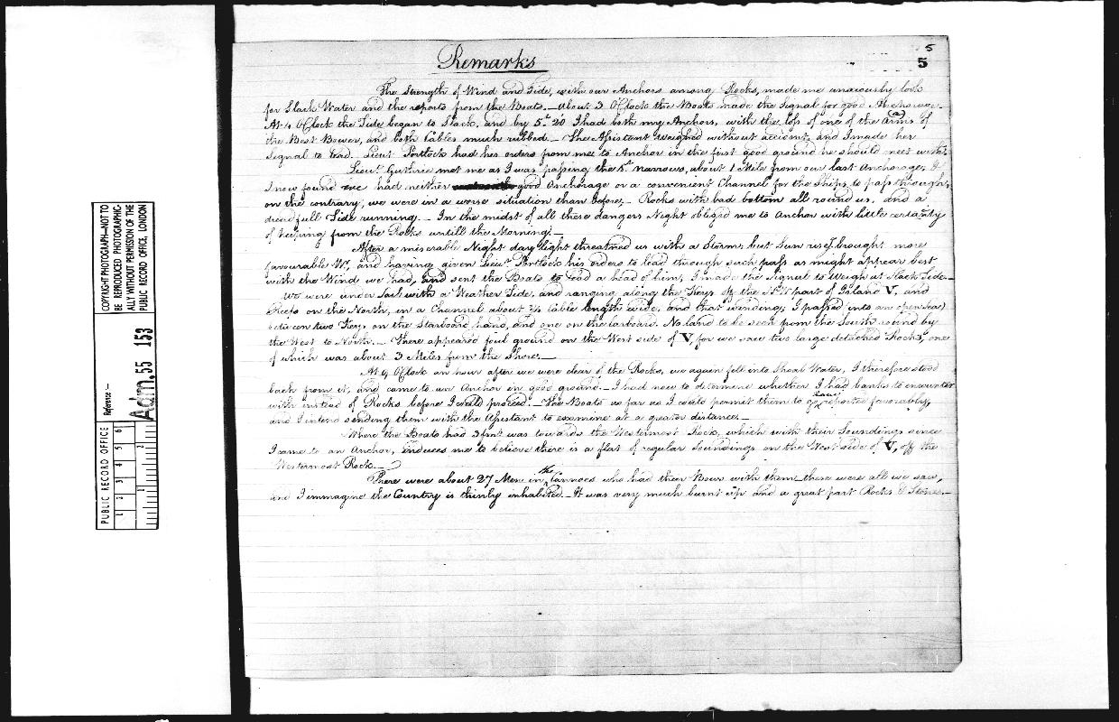 Image of page from logbook http://data.ceda.ac.uk/badc/corral/images/adm55_medium/log153/med_adm55_log153_page010.jpg