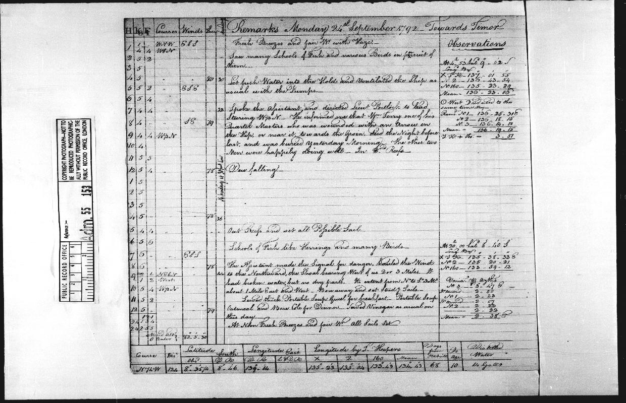 Image of page from logbook http://data.ceda.ac.uk/badc/corral/images/adm55_medium/log153/med_adm55_log153_page021.jpg
