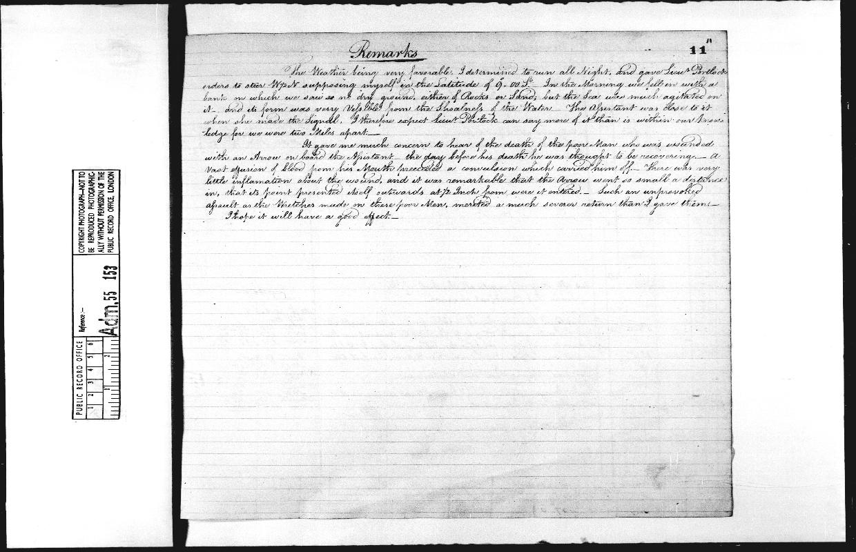 Image of page from logbook http://data.ceda.ac.uk/badc/corral/images/adm55_medium/log153/med_adm55_log153_page022.jpg