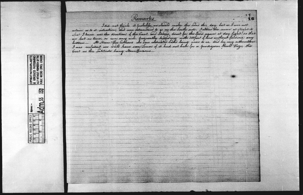 Image of page from logbook http://data.ceda.ac.uk/badc/corral/images/adm55_medium/log153/med_adm55_log153_page036.jpg