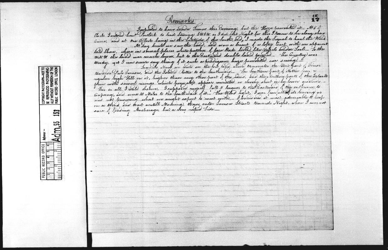 Image of page from logbook http://data.ceda.ac.uk/badc/corral/images/adm55_medium/log153/med_adm55_log153_page038.jpg