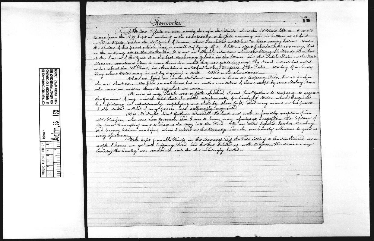 Image of page from logbook http://data.ceda.ac.uk/badc/corral/images/adm55_medium/log153/med_adm55_log153_page042.jpg