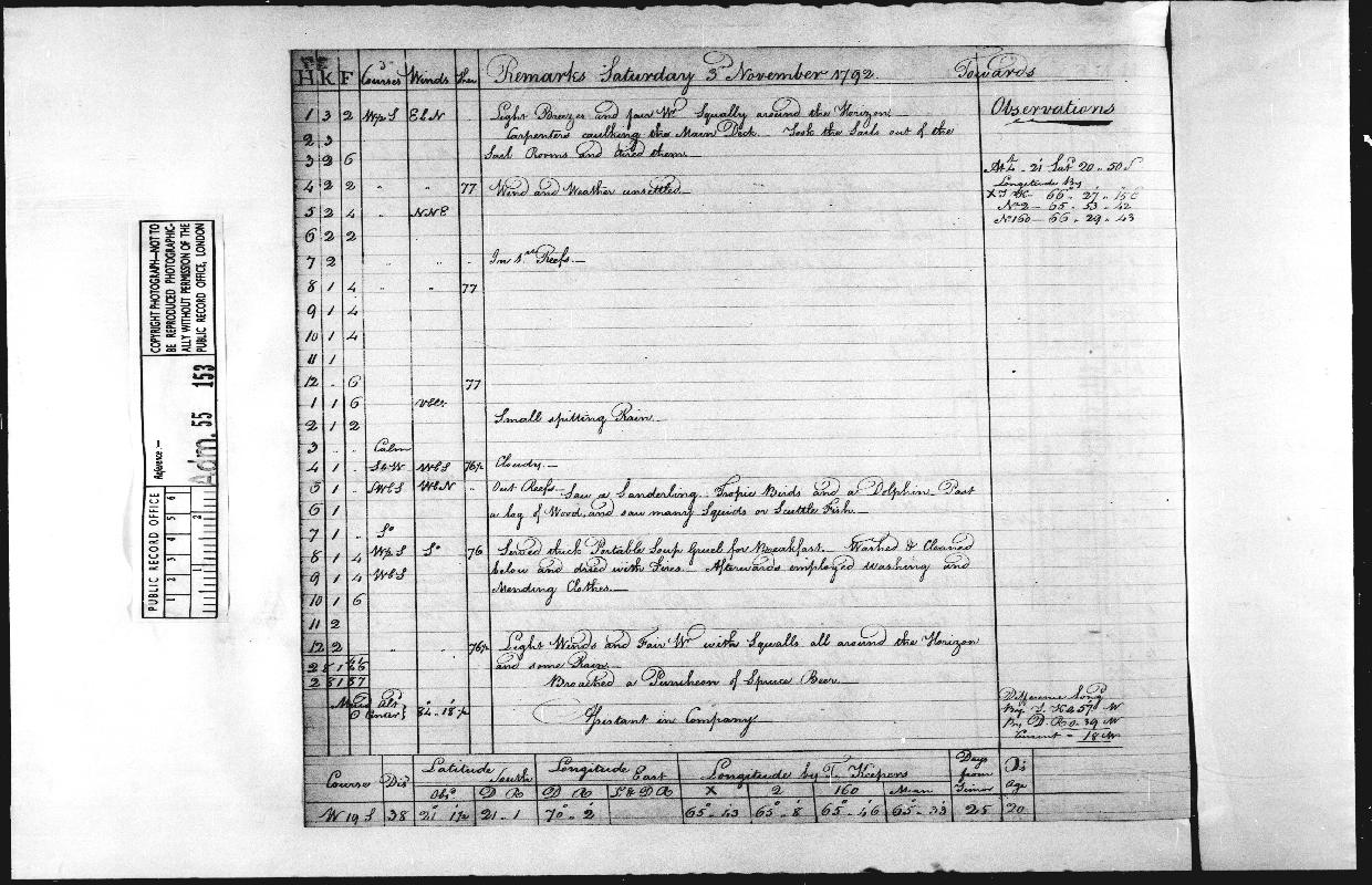 Image of page from logbook http://data.ceda.ac.uk/badc/corral/images/adm55_medium/log153/med_adm55_log153_page078.jpg