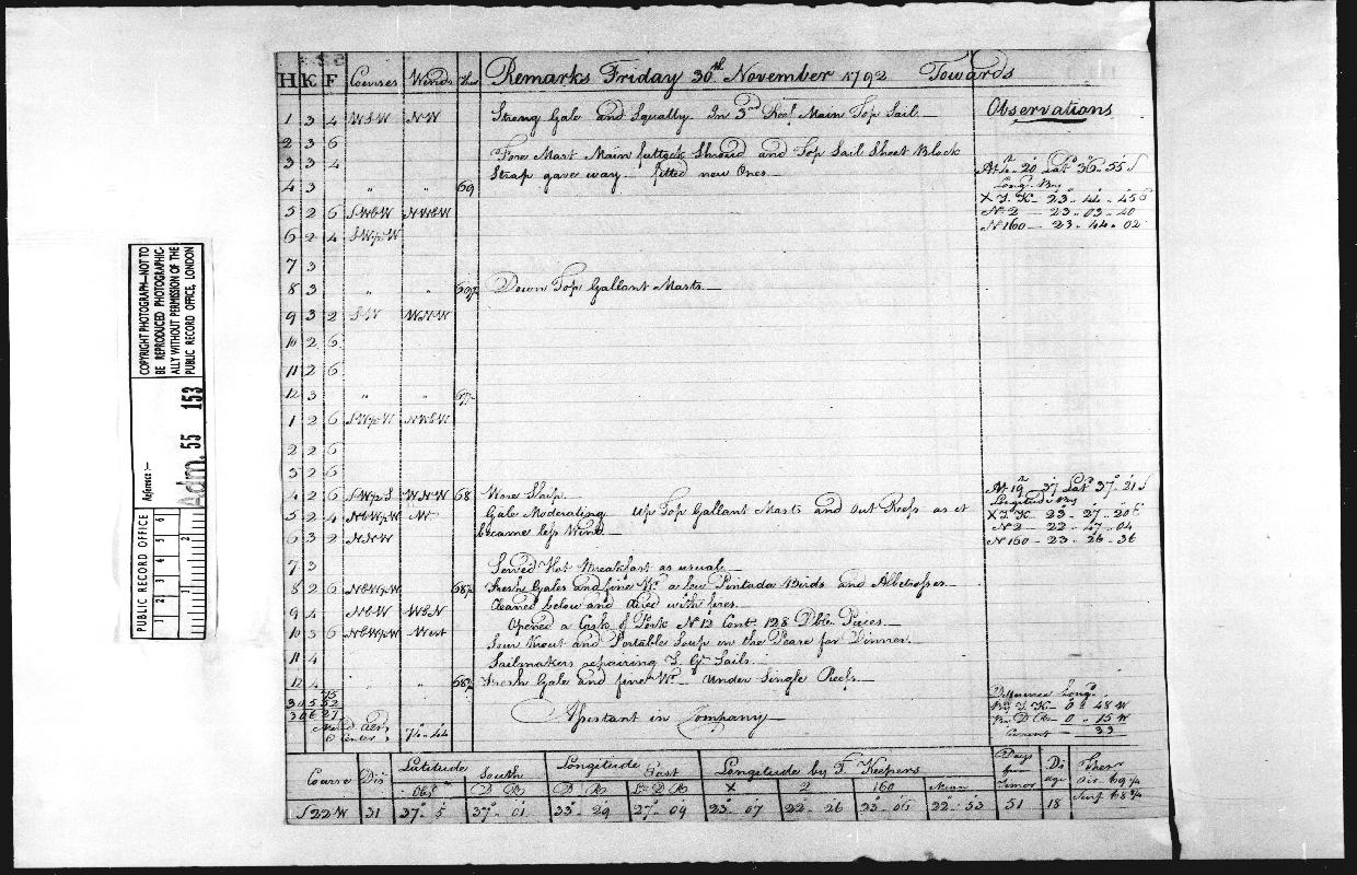 Image of page from logbook http://data.ceda.ac.uk/badc/corral/images/adm55_medium/log153/med_adm55_log153_page109.jpg