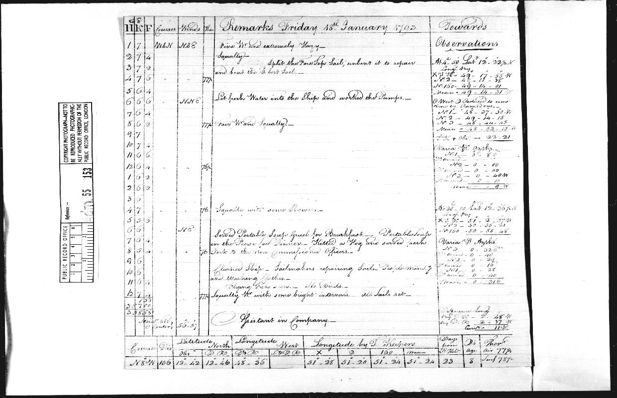 Image of page from logbook http://data.ceda.ac.uk/badc/corral/images/adm55_medium/log153/med_adm55_log153_page157.jpg