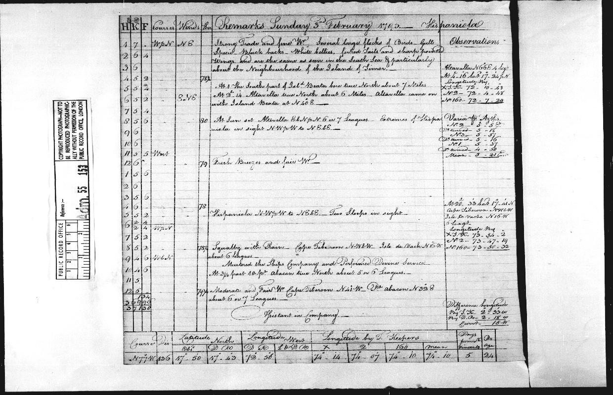 Image of page from logbook http://data.ceda.ac.uk/badc/corral/images/adm55_medium/log153/med_adm55_log153_page175.jpg